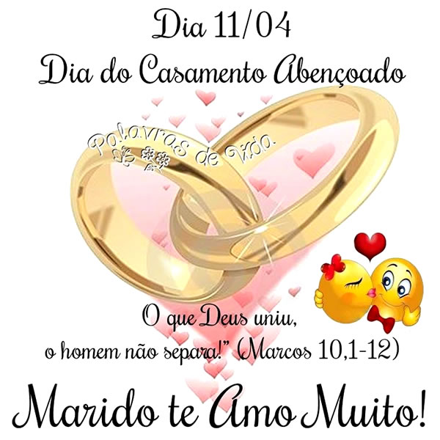 Amado Casamento Abençoado Por Deus Mensagem Wj73 Ivango
